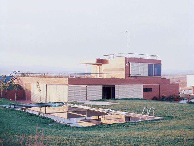 Casa Guzmán Fundación Alejandro de la Sota arquitectura madrileña