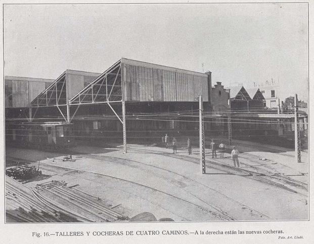 CentroCentro arquitectura madrileña Cuatro Caminos  Asociación Madrid  ciudadanía y patrimonio