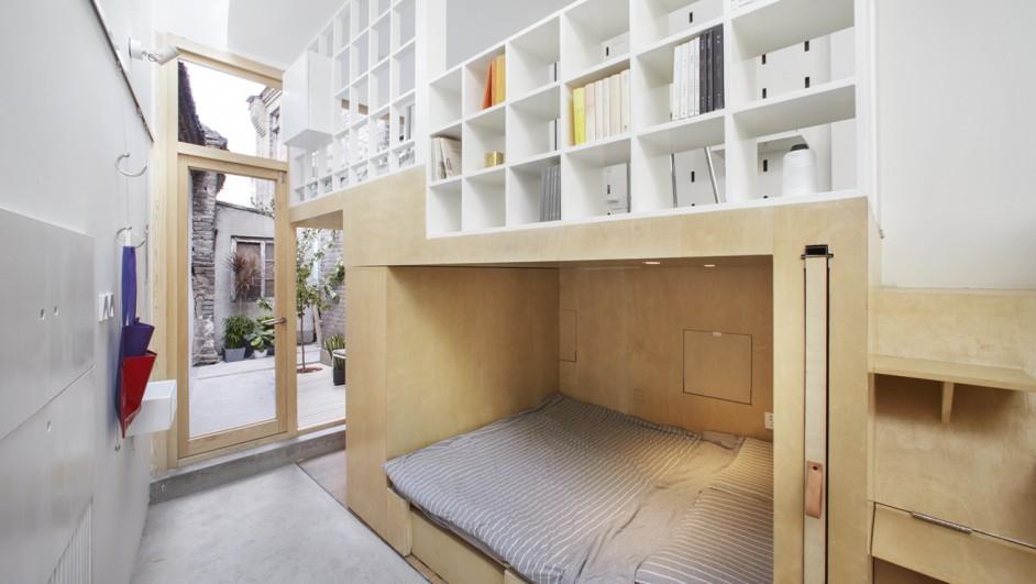 Dengshikou Hutong Residence-B.l.U.E. Architecture Studio-Pekin-diariodesign-0