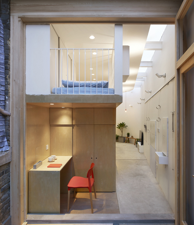 Dengshikou Hutong Residence-B.l.U.E. Architecture Studio-Pekin-diariodesign-10