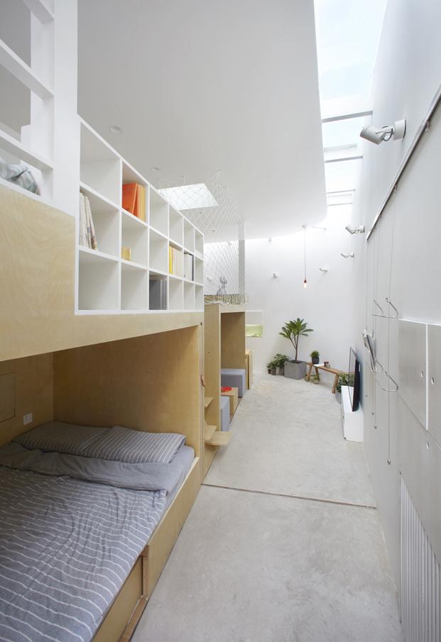 Dengshikou Hutong Residence-B.l.U.E. Architecture Studio-Pekin-diariodesign-11