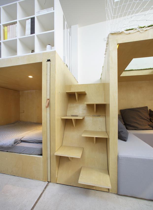 Dengshikou Hutong Residence-B.l.U.E. Architecture Studio-Pekin-diariodesign-12