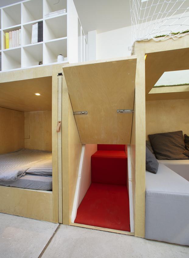Dengshikou Hutong Residence-B.l.U.E. Architecture Studio-Pekin-diariodesign-13