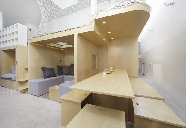Dengshikou Hutong Residence-B.l.U.E. Architecture Studio-Pekin-diariodesign-15