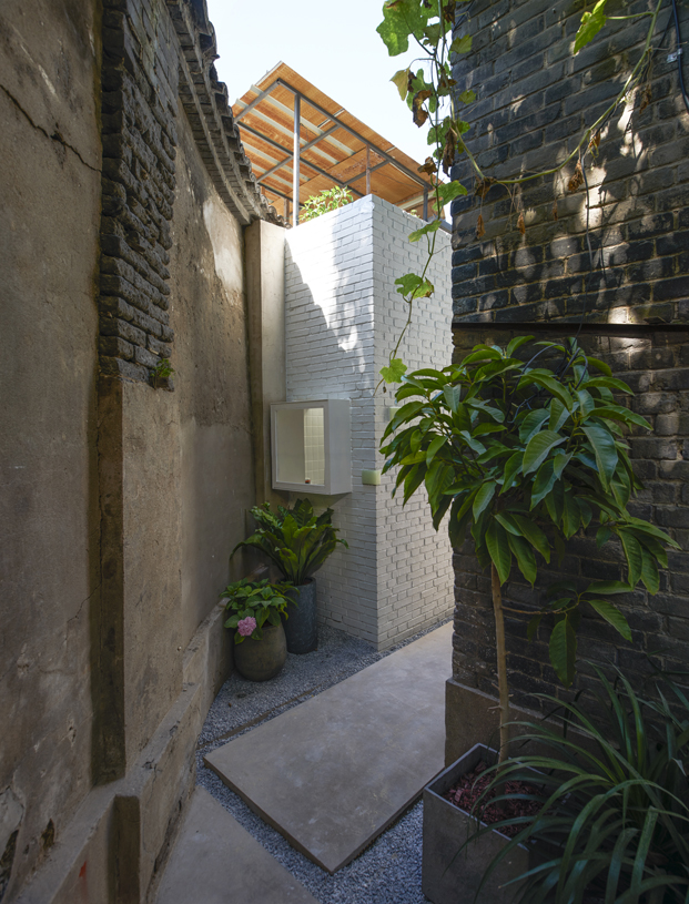 Dengshikou Hutong Residence-B.l.U.E. Architecture Studio-Pekin-diariodesign-2