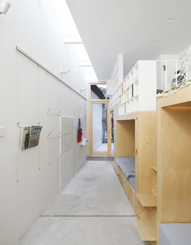 Dengshikou Hutong Residence-B.l.U.E. Architecture Studio-Pekin-diariodesign-3