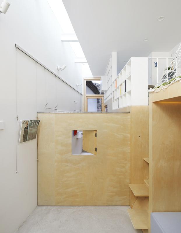Dengshikou Hutong Residence-B.l.U.E. Architecture Studio-Pekin-diariodesign-4