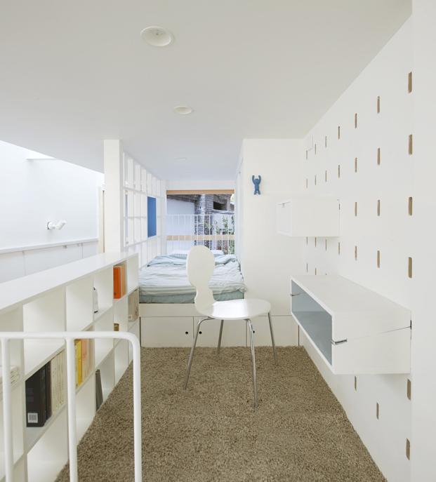 Dengshikou Hutong Residence-B.l.U.E. Architecture Studio-Pekin-diariodesign-6