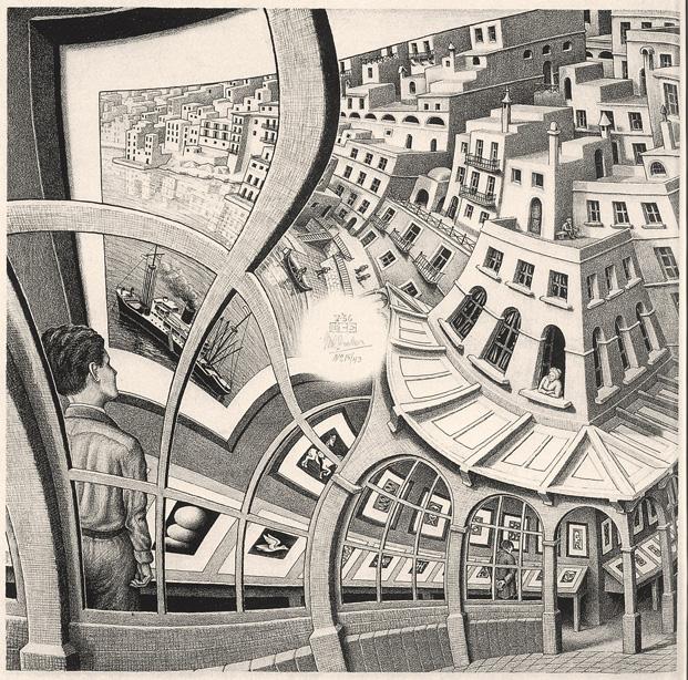 Galería de grabados, 1956