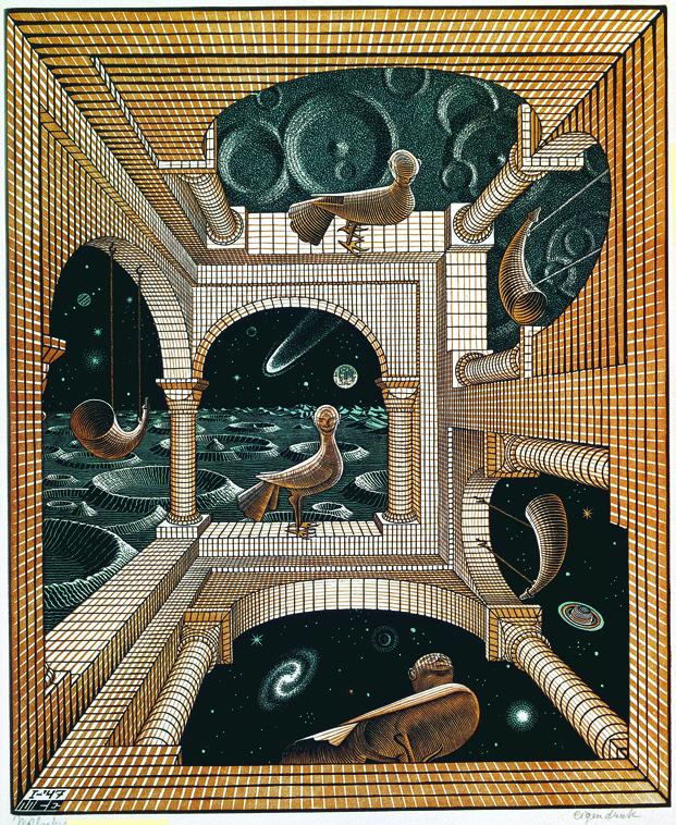 Otro mundo II, 1947