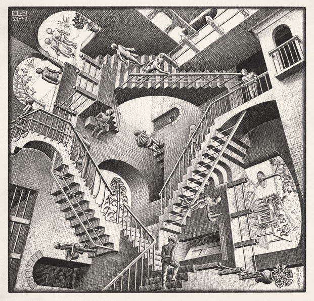Relatividad, 1953