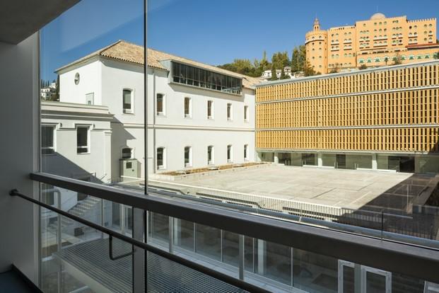 Escuela Técnica Superior de Arquitectura de Granada diariodesign 1