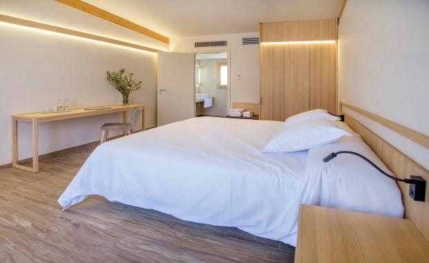 habitacion en albergue de Mar de Fulles en Castellón Diariodesign