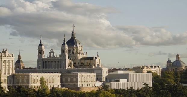 Museo de las Colecciones Reales diariodesign 1