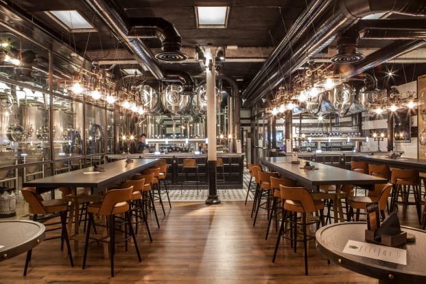 interior beerxample naparbeer cerveza diariodesign