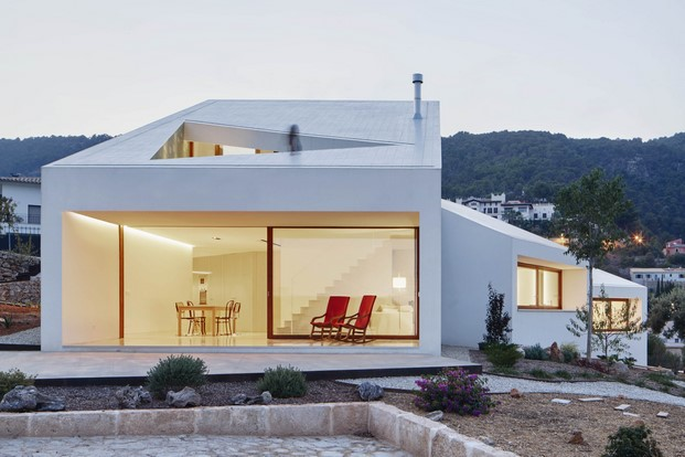 MM House De Ohlabv color blanco en diariodesign