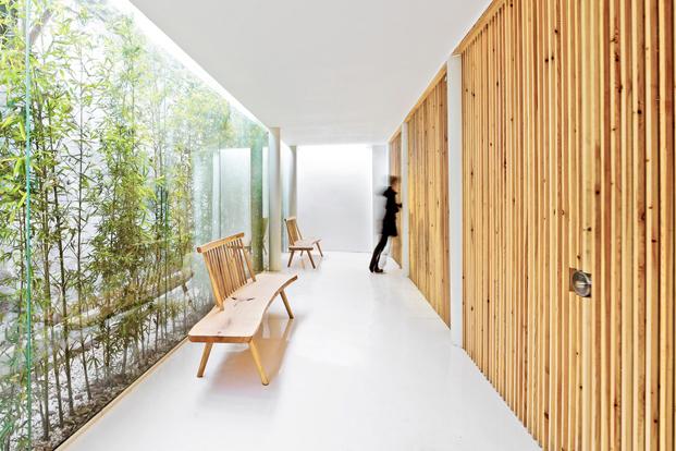 Tea House in Hutong pekin Arch Studio diariodesign