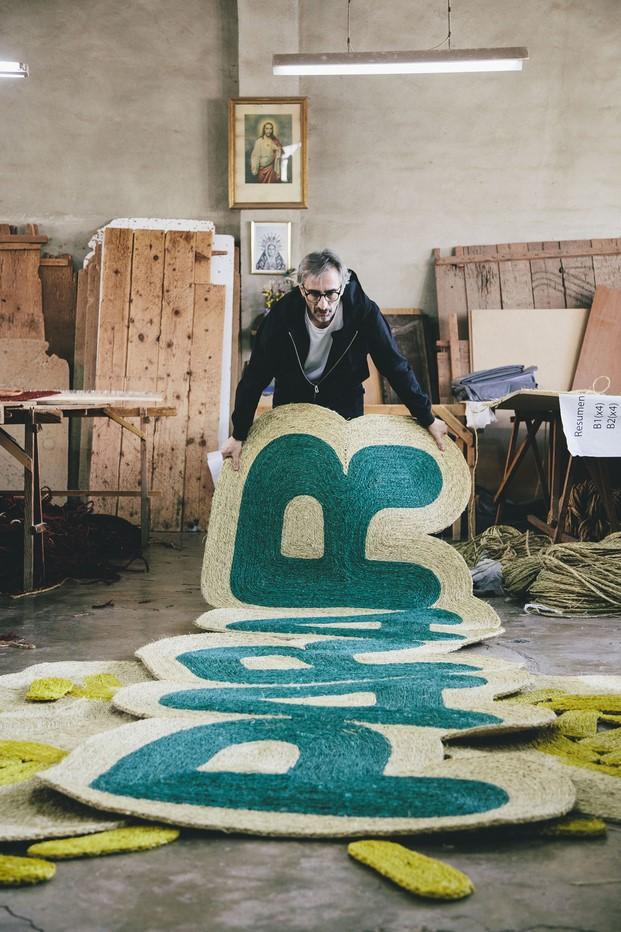 proyecto alfombra para alhambra martin azua diariodesign