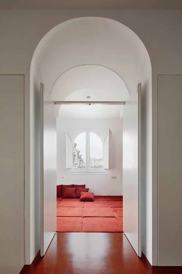 arquitectura g  apartamento en barcelona diariodesign