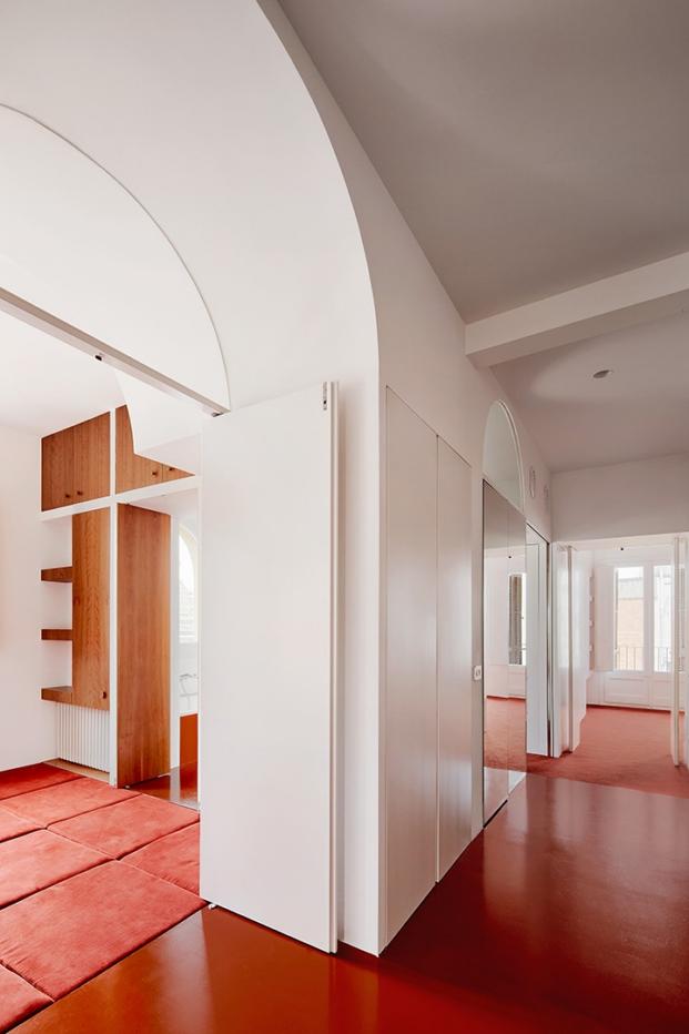 rehabilitacion de casa en barcelona del estudio arquitectura g diariodesign