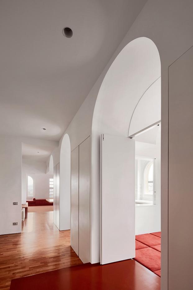 rehabilitacion piso en barcelona por arquitectura g en diariodesign