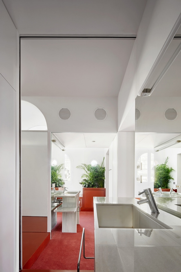 detalle bano de arquitectura g llcompanys diariodesign