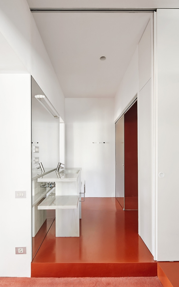 bano de casa reformada por arquitectura g en barcelona diariodesign
