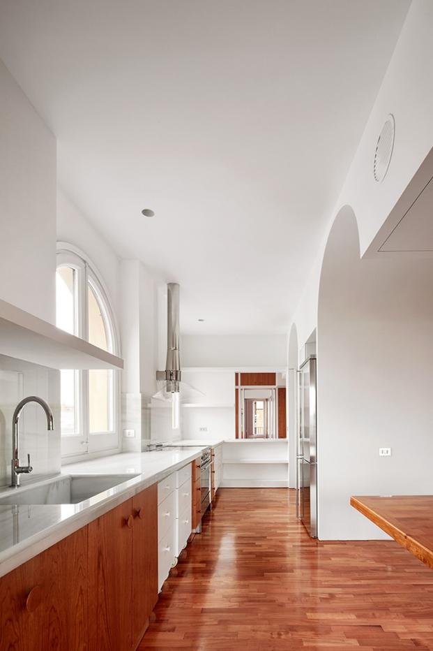 cocina de arquitectura g en barcelona diariodesign