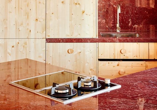 detalle cocina can migris barcelona de arquitectura g