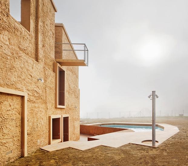 vivienda can migris  barcelona arquitectura g diariodesign