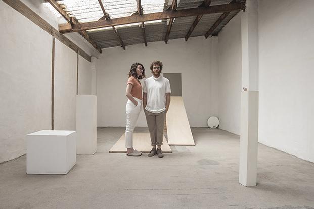 canoa aarqueologias en joyas staff Pedro Paz y Raquel Vidal