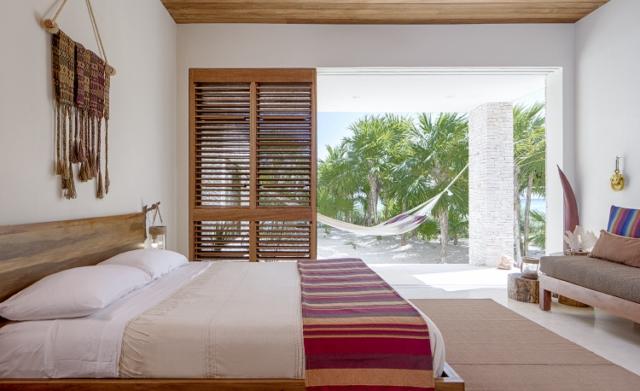dormitorio casa xixim tulum mexico specht architects diariodesign