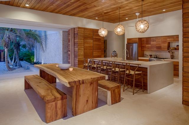 cocina casa xixim tulum mexico specht architects diariodesign