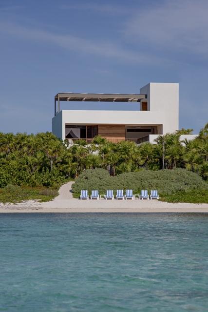 exterior casa xixim tulum en mexico de specht architects diariodesign