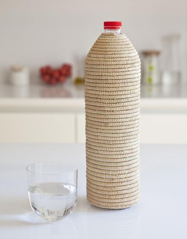 funda botella agua doblecoco en diariodesign