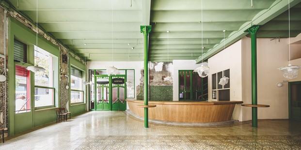 sala beckett ganadores livingplaces premios arquitectura simon