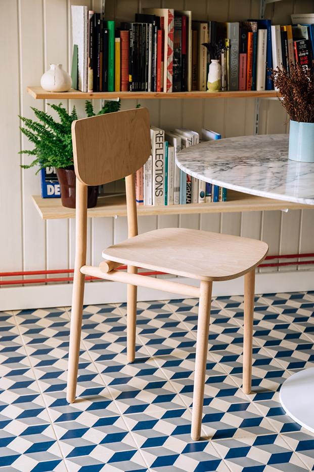 silla madera gravina estudio de diseno de Barcelona diariodesign