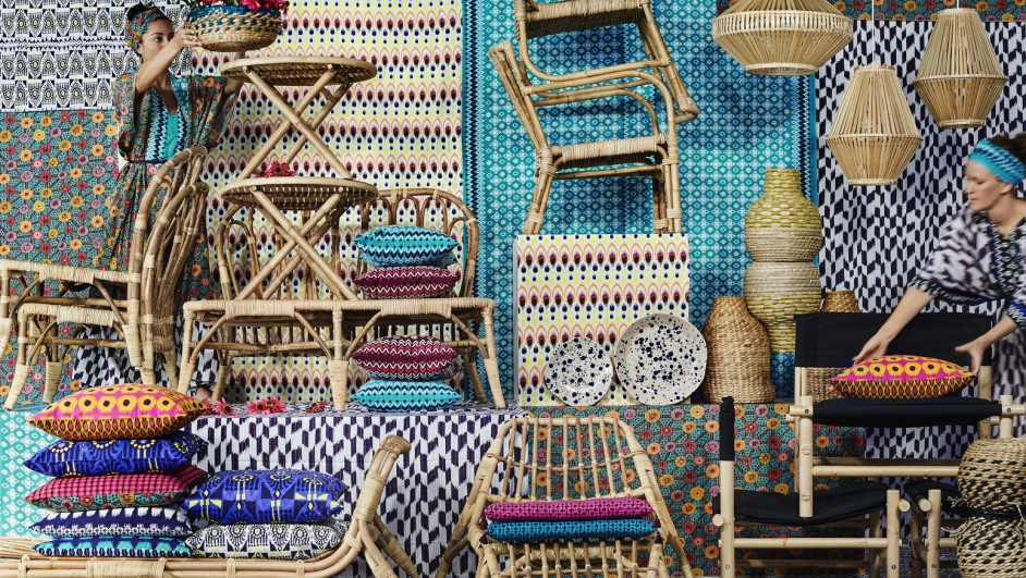 ikea-coleccion-jassa-2017-ph140258-textiles-muebles.materiales.naturales-platos-cuenco-cestas-tumbonas-tela-precortada-mesa-sillones-pantallas-lampara