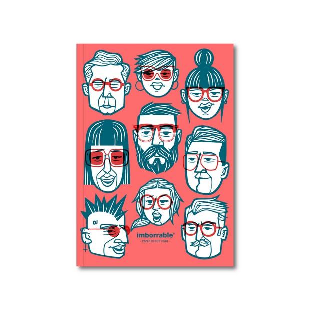 imborrable libretas diariodesign Jorge Lawerta Arty