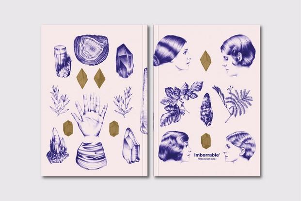 imborrable cuadernos diariodesign nuria riaza