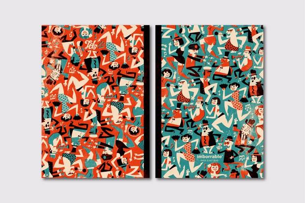 diariodesign imborrable cuadernos Pablo Cruz