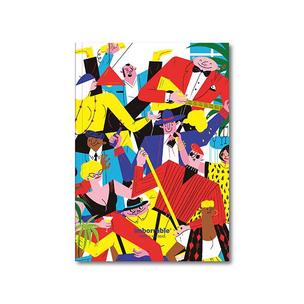 imborrable cuaderno diariodesign