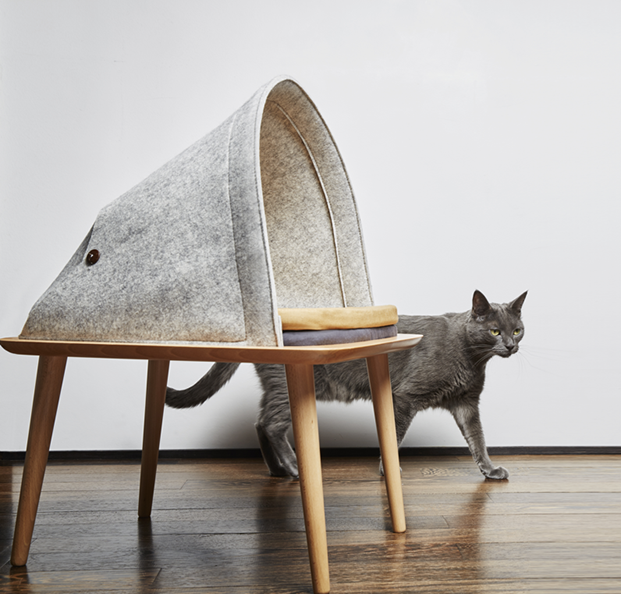 meyou paris le bed casas para gatos diariodesign