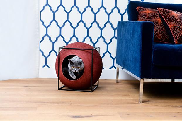 meyou paris le cube casas para gatos diariodesign