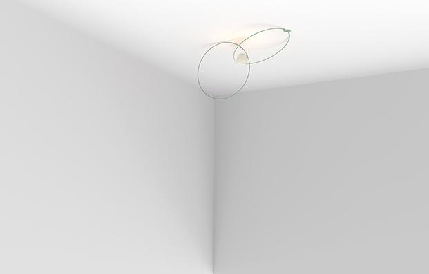 loop collection michael anastassiades lamparas tendencia verde diariodesign