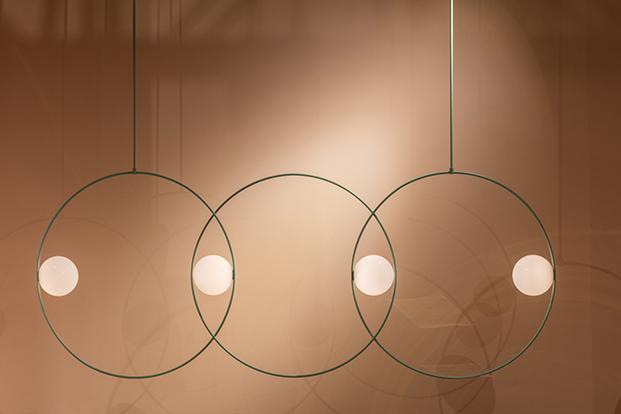 michael anastassiades lamparas tendencia verde diariodesign The Bespoke Loop