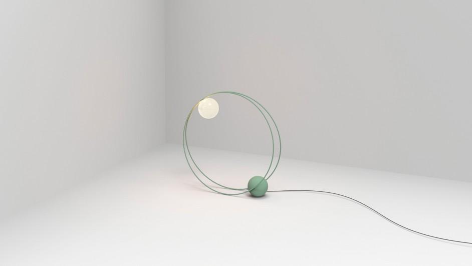 michael anastassiades lamparas verde diariodesign
