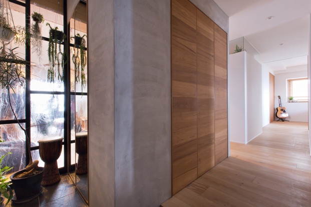 detalle apartamento en japon de ALTS DESIGN OFFICE