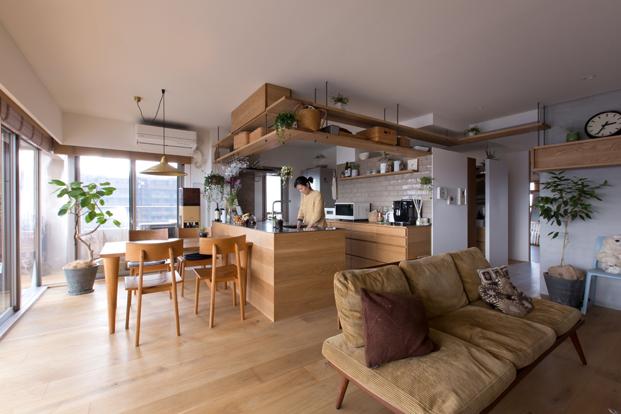 apartamento de alts design office en japón diariodesign