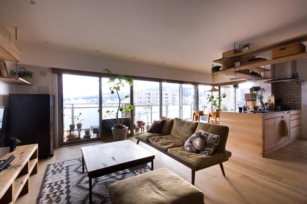 interior apartamento en japon diariodesign